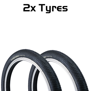 PAIR-20-034-BMX-Tyres-Vandorm-DRIFTER-R2R-20-034-x-2-00-034-Bike-Ramp-Freestyle-Tyres