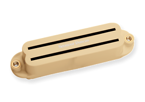 Seymour Duncan Hot Rails Strat SHR-1b Bridge (Cream) Guitar Pickup 11205-02-C