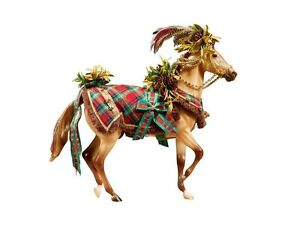 Christmas Horse Tack.Details About Breyer Woodland Splendor 2016 Holiday Christmas Horse Toy Model 700119