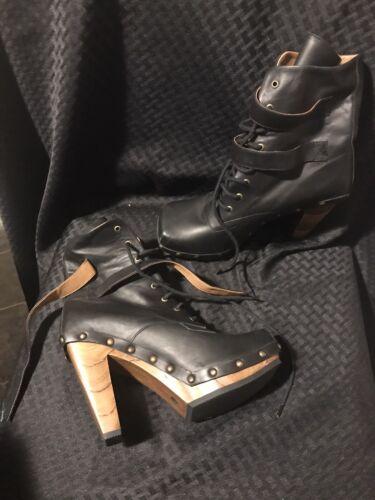 John Fluevog 8 womens Boots