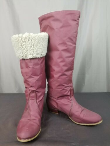 VINTAGE GOLO FOLD OVER BOOTS