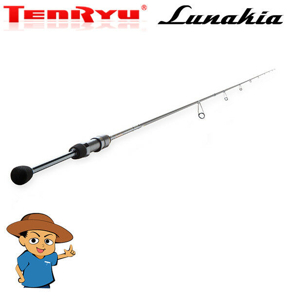 Tenryu  LUNAKIA LK822S-HT Heavy 8'2  fishing spinning rod 2019 model  official quality