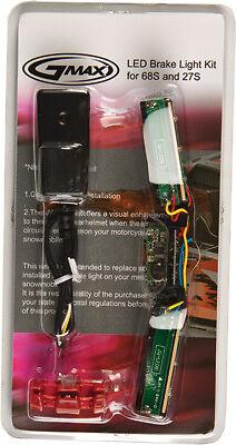 GMAX Wireless Brake Light Kit Fits GM27 GM68 Helmets Brakelight Transmitter LED