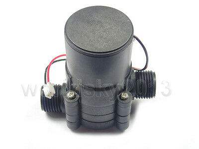 New DC12V 3.5W Ducted Micro Hydro Water Flow Pipeline DC Generator for Faucet