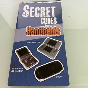 Secret-Codes-2008-For-Consoles-And-Handhelds-Video-Game-Cheat-Codes-Book