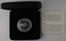 Canada $20 2004 Natural Wonders 1 Oz Silver Icebergs Hologram Proof Coin +OGP