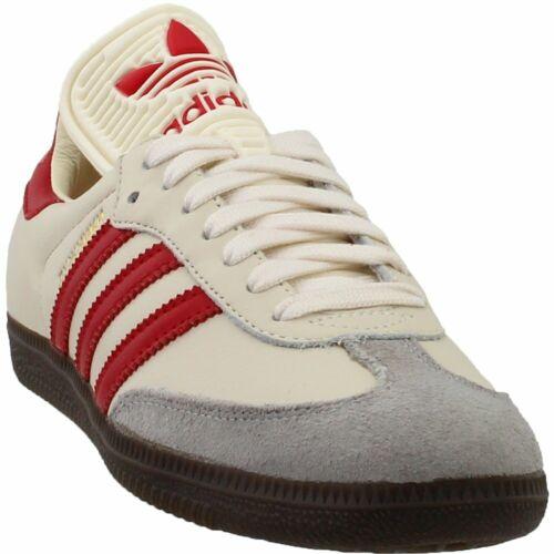 Beige Mens adidas Samba Classic OG Sneakers