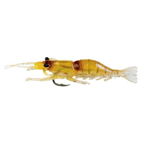 FLASHMER Pêcher Mer de Crevette Angel Appât-Ready to Fish 5,0 cm beifänger