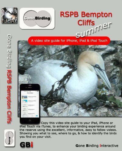 GBi RSPB Bempton Cliffs- for iPhone, iPad and later iPods