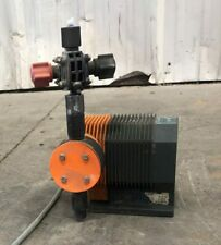 Prominent Alpb0808pp1000d0 Chemical Metering Pump 21132510gph 109psi 115v 1ph