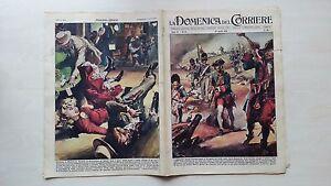 DOMENICA-DEL-CORRIERE-1959-N-16-ANNIVERSARIO-GRANATIERI-L-ARMSTRONG-PEARY-COO