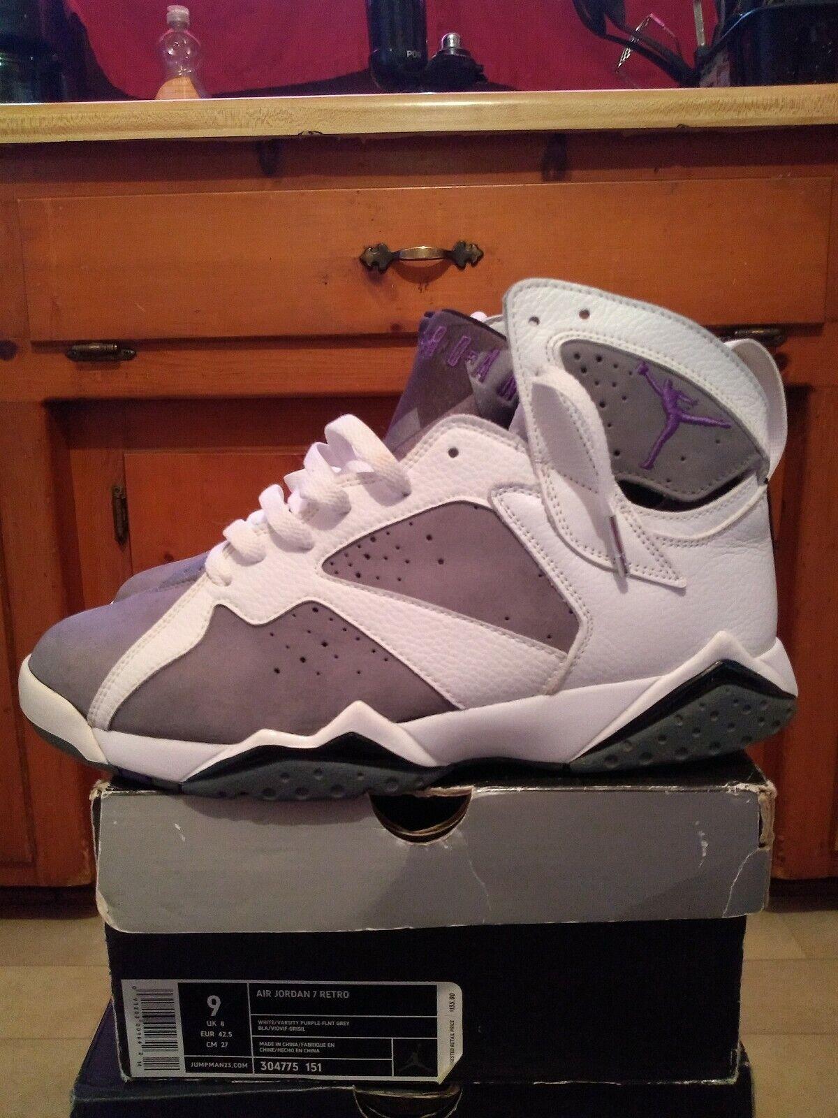 Jordan 7 Flint Size 9
