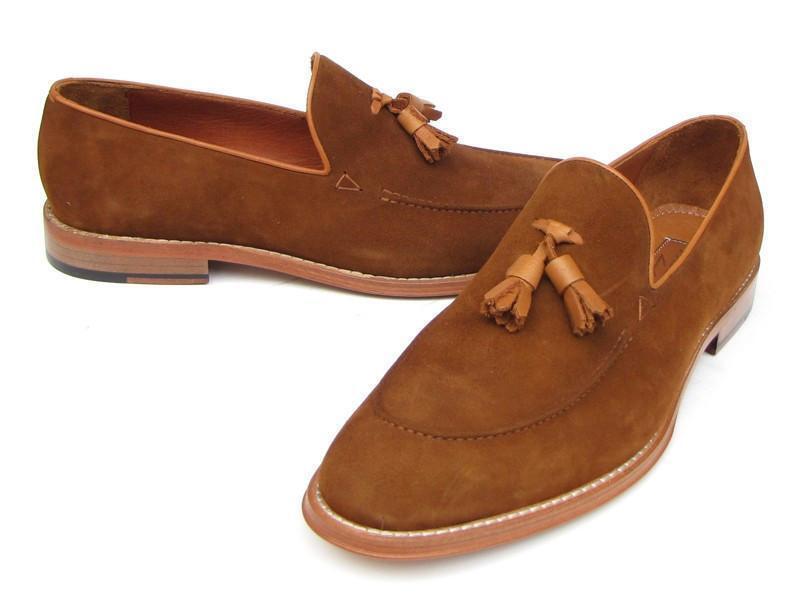 Herren NEW HANDMADE PURE SUEDE LEATHER MOCCASINS Schuhe Schuhe Schuhe bef78e