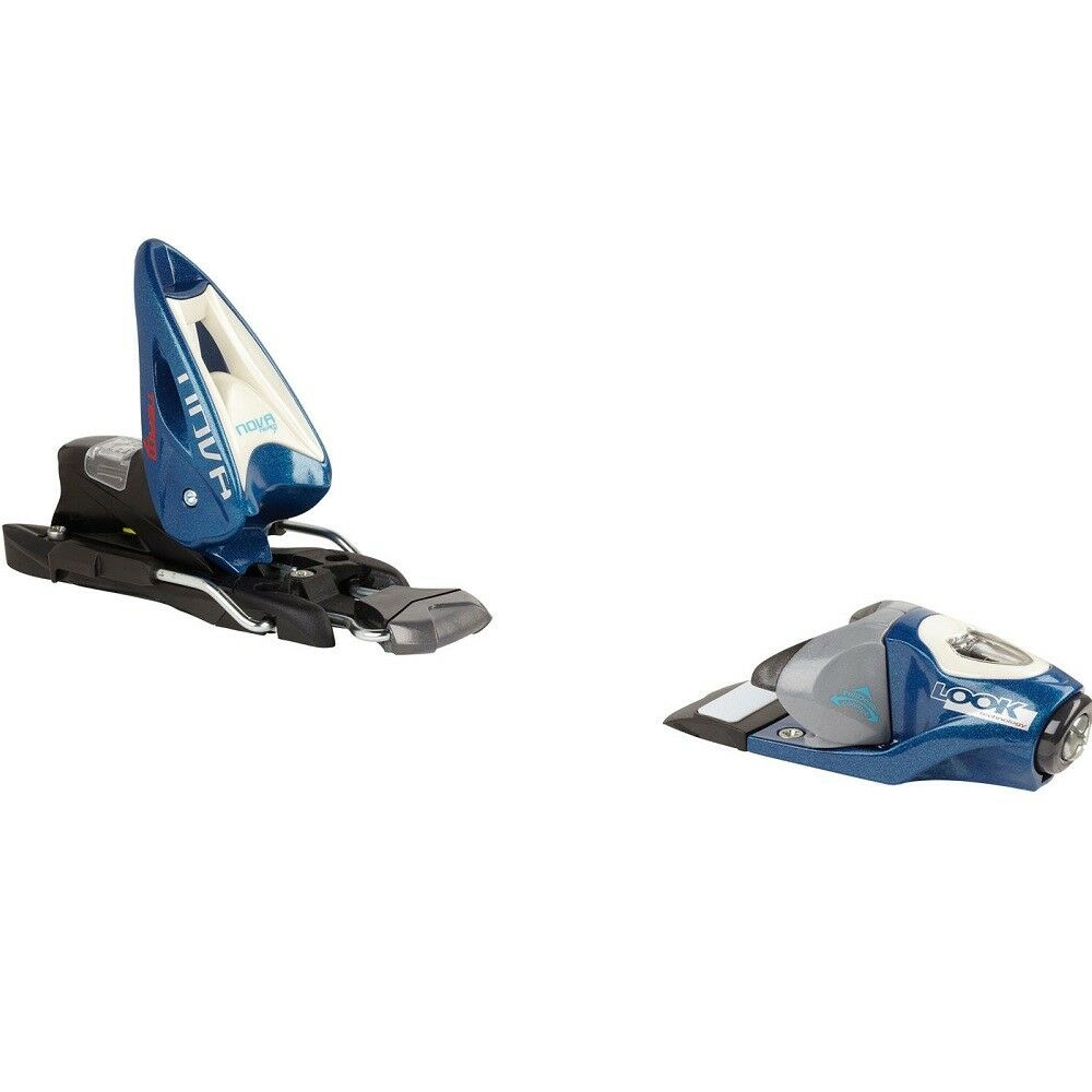 Look Nova Team 7 bluee 73mm Ski Binding