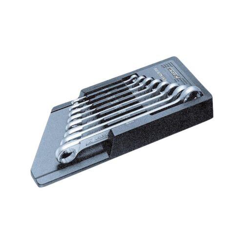 8pcs. HAZET 610N//8RS Double box-end wrench set