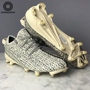 333f63be50c44 adidas YEEZY BOOST 350 CLEAT  TURTLE DOVE  - CHALK WHITE BLACK MET ...