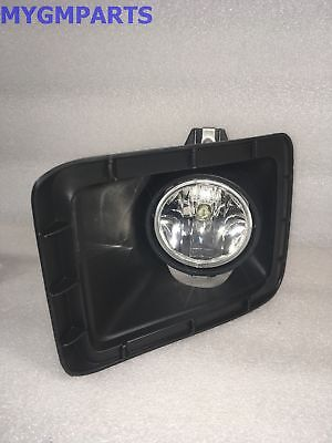 CHEVY SILVERADO 2500HD PASSENGER SIDE FOG LIGHT TRIM BEZEL ...