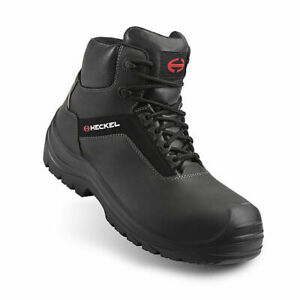 Uvex S3 Safety Lace Up Boots Size 42 PU//Rubber sole