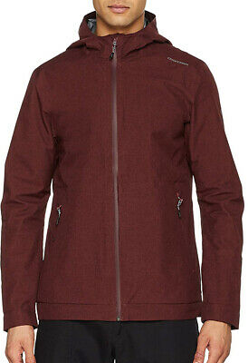 Deftig Craghoppers Vertex Mens Waterproof Jacket - Red