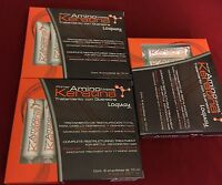 (3) Loquay Keratin Treatment With First Amino Keratina Tratamiento 6 Ampolletas