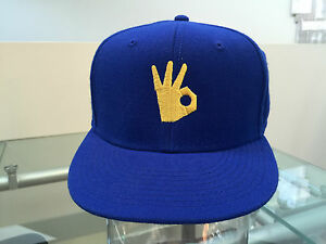 Golden State Warriors finals Curry Dub Nation Three Fingers fitted hat cap X/XL | eBay