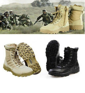 Mens Forced Entry Tactical Deployment Boot Military Duty