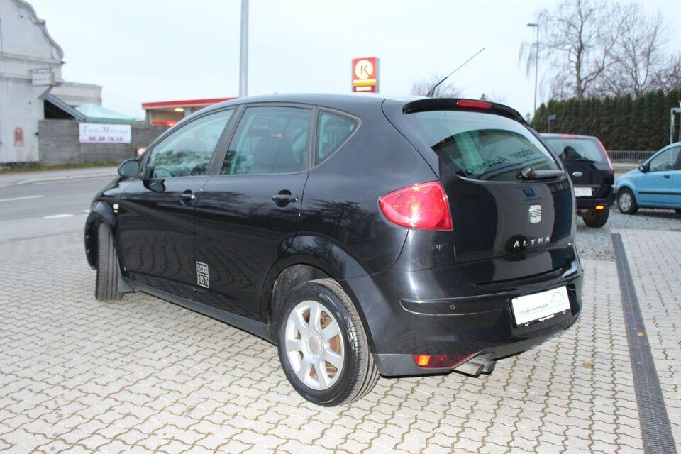 Seat Altea 2,0 TDi 140 Stylance DSG Van Diesel aut.