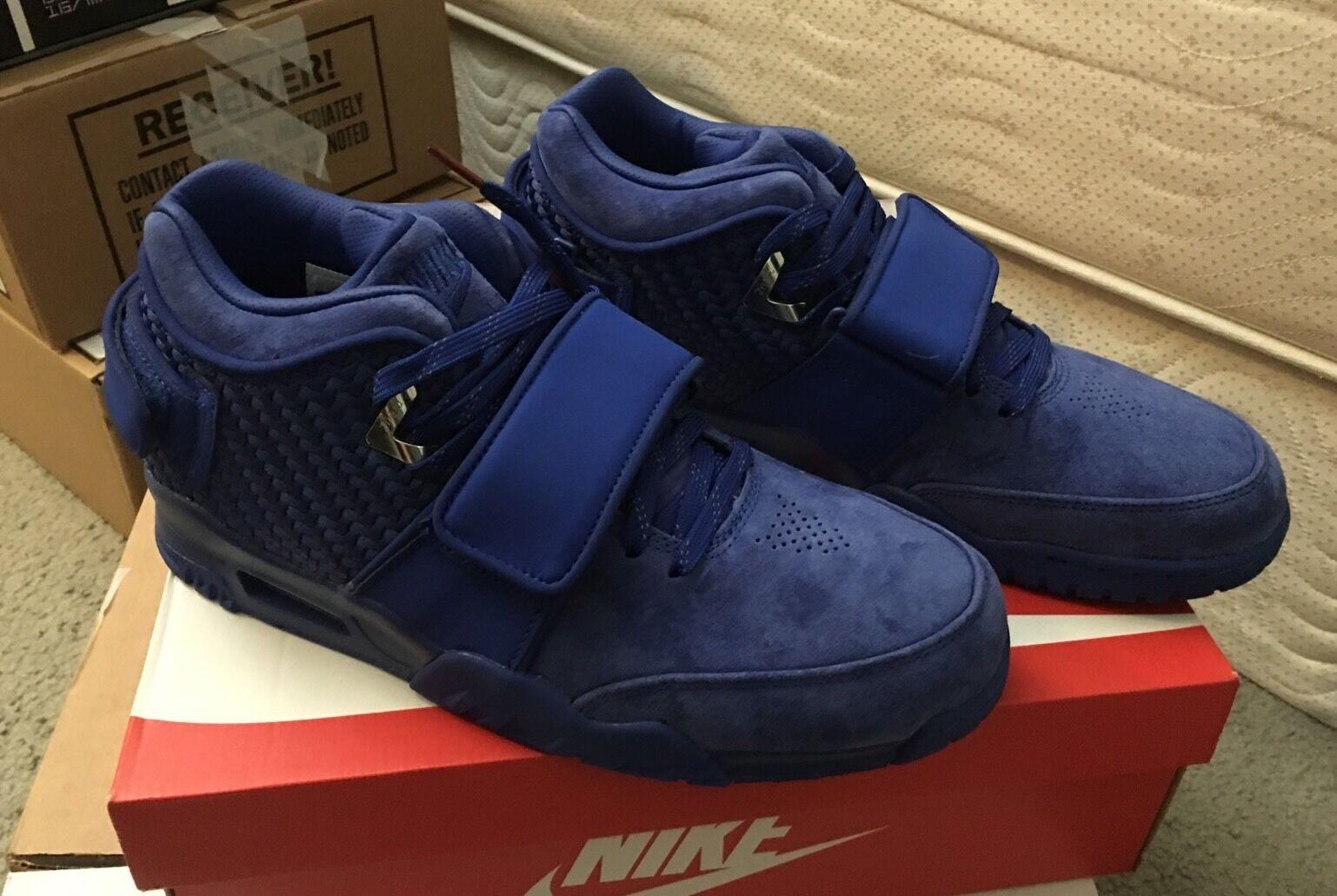Il air sergente nike air Il trainer cruz rush blu - nuovo di zecca!!!numero 11 b8fb2e