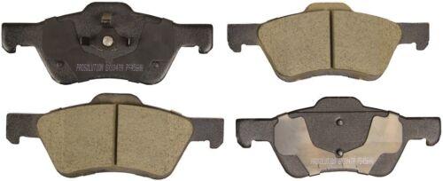 Disc Brake Pad Set-ProSolution Ceramic Brake Pads Front Monroe GX1047A