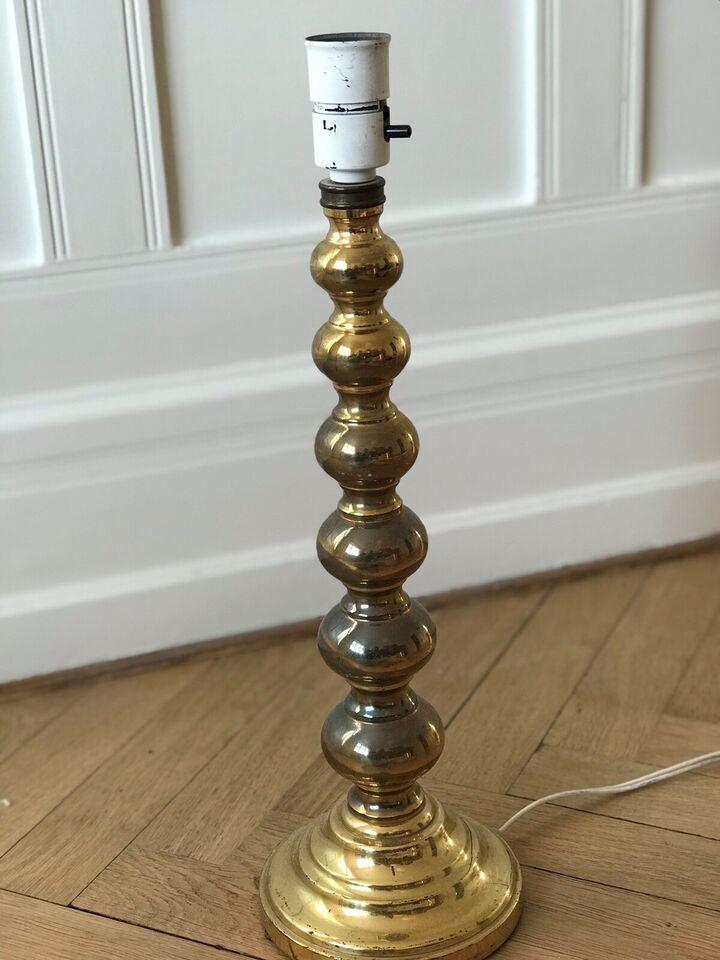 Anden bordlampe, Vintage lampefod