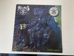 Nocturnus - The Key 1990 Earache Records Limited Edition Spatter Vinyl