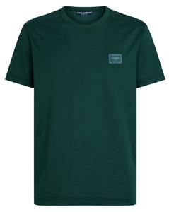 D&G Herren T-shirt mit Logo Patch / 50 - Duesseldorf , Deutschland - D&G Herren T-shirt mit Logo Patch / 50 - Duesseldorf , Deutschland