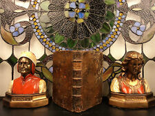 1772 Albertus Magnus SECRETS Herbal CURES Magic Potions Occult Sciences Alchemy