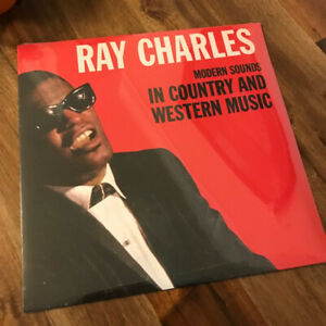 Ray Charles Modern Sounds In Country And Western Music CRE-31591 Remastered LP