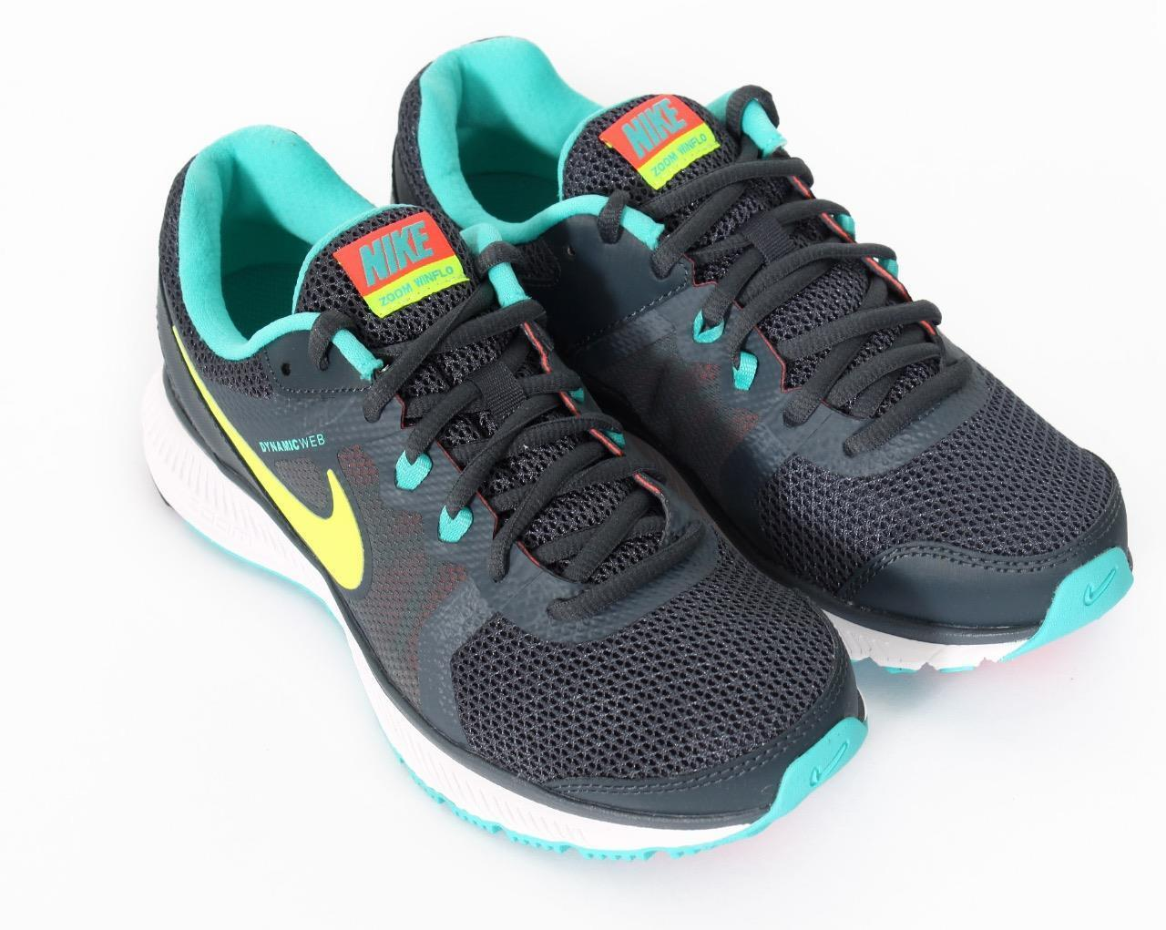 Nike Zoom Winflo Women's Shoes 684490 002  NIB Authentic Sneakers New shoes for men and women, limited time discount