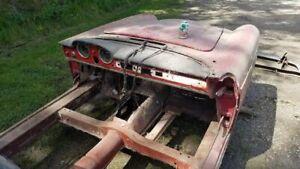 For Sale. 1962 Fiat Spyder Roadster Project.