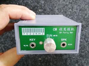 Forty-9er-3W-Ham-Radio-CW-Transceiver-Unfinished-DIY-7023KHz-7026KHz-CW-SSB