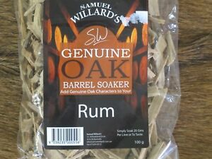 Home-Brew-Samuel-Willard-039-s-Genuine-Oak-Barrel-Soaker-Rum