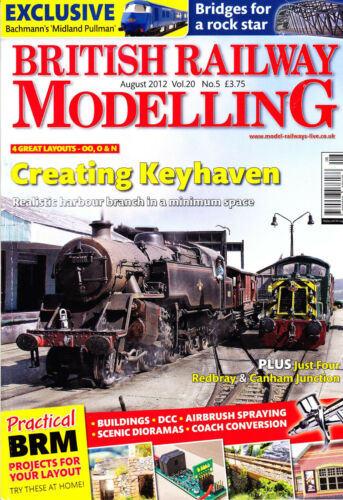 2009 to 2015 British Railway Modelling Magazine Various Issues Available