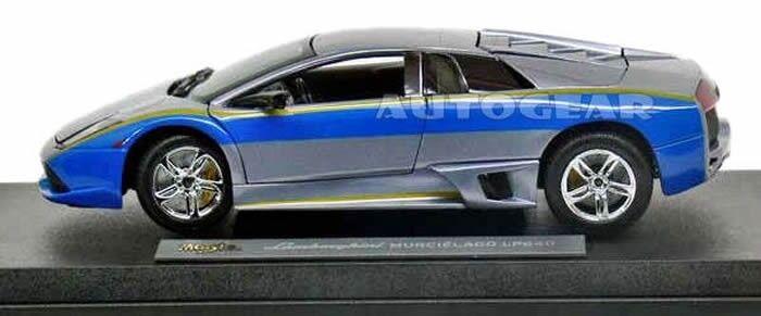 Lamborghini Murcielago LP640 Need 4 Speed 1 18 Diecast