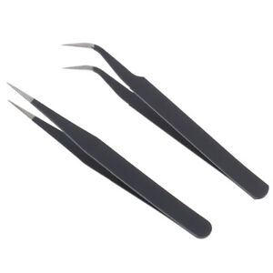 1PC-Micro-Point-Curved-Straight-Tweezers-Fine-Tip-Stainless-RUS