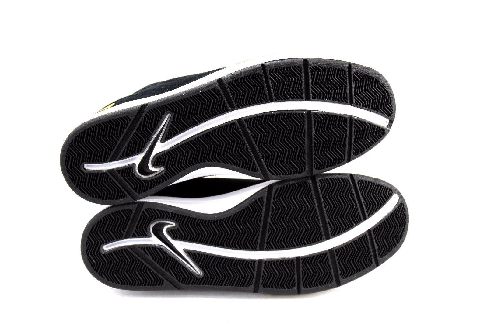 Nike zoom fp 415210-003 größe: schwarz / metallisches gold männer größe: 415210-003 8,5 59eb7e