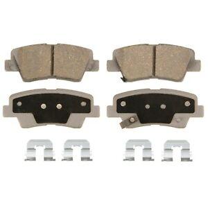 Wagner ThermoQuiet QC1092 Ceramic Disc Brake Pad Set