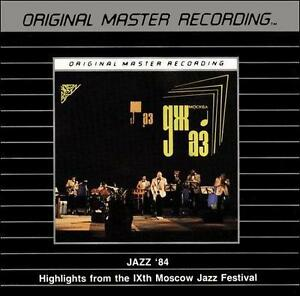 Jazz '84 Highlights from the IXth Moscow Jazz Festival (1984 IX 9th)