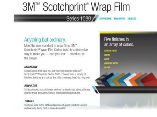 3M 1080 SP59 SATIN CARAMEL LUSTER Vinyl Vehicle Car Wrap Decal Film Sheet Roll