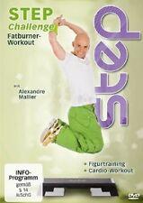 A./MELLET,J. MALLIER - STEP CHALLENGE - FATBURNER WORKOUT  DVD NEU