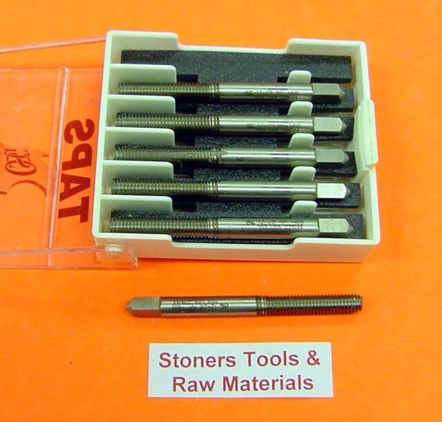 """12 Pieces New 1//2/""""-20 UNF H5 BOTT OSG TRF ROLL FORM FORMING TAPS HSS 17887-00"""