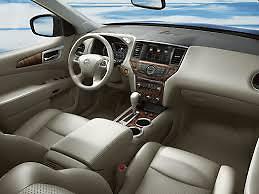 Image Is Loading Nissan Pathfinder 2017 2016 Various Interior