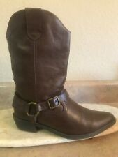 18105f523bf Kohl's SO BRAND Women's Lyla Brown Western Cowboy BOOTS Size 10 for ...