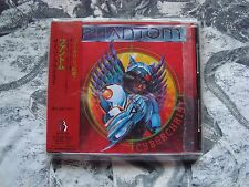 PHANTOM Cyberchrist CD JAPAN OBI